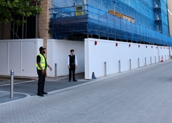 Construction site Security Surrey